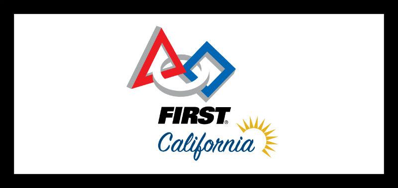 New FIRST California Logo