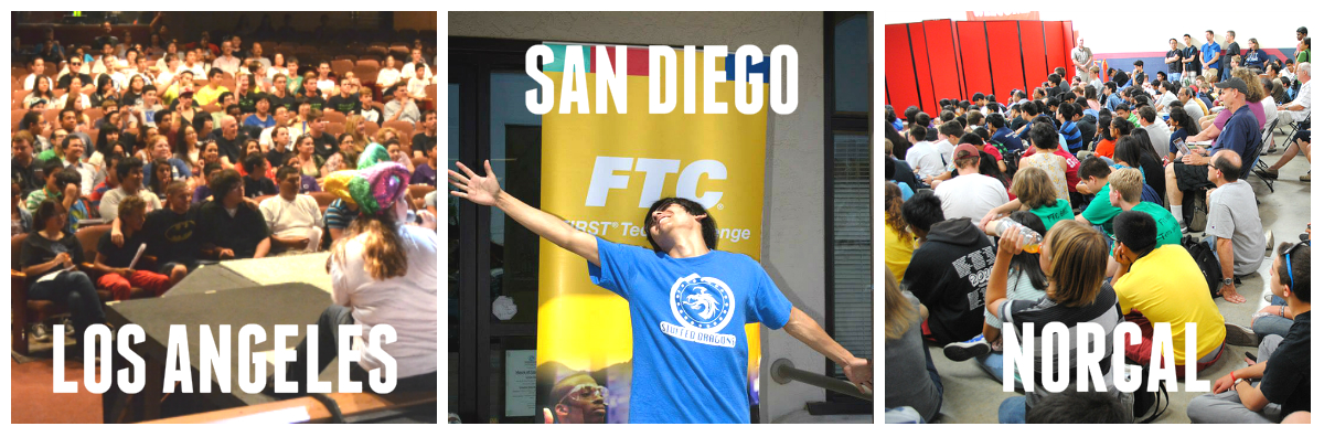 FTC Kicks Off in California