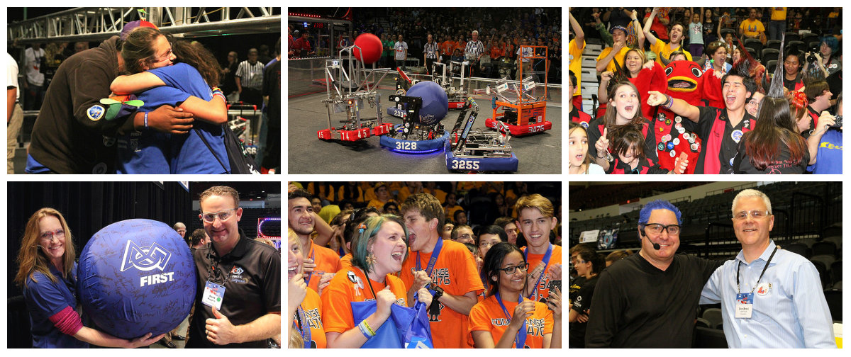 8th Annual San Diego FIRST Robotics Competition