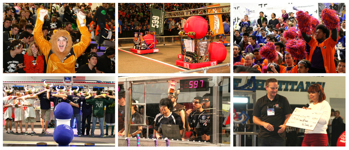2nd Annual Inland Empire FIRST Robotics Regional