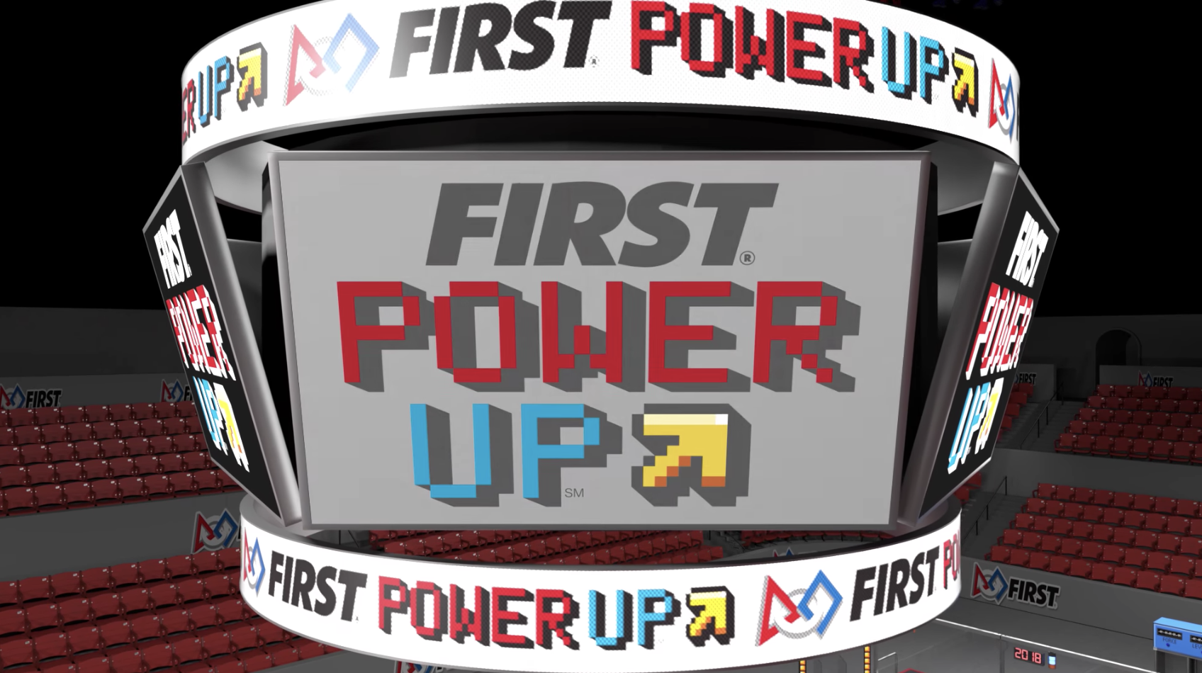 Details of FIRST® POWER UP 2018 Robotics Game Revealed