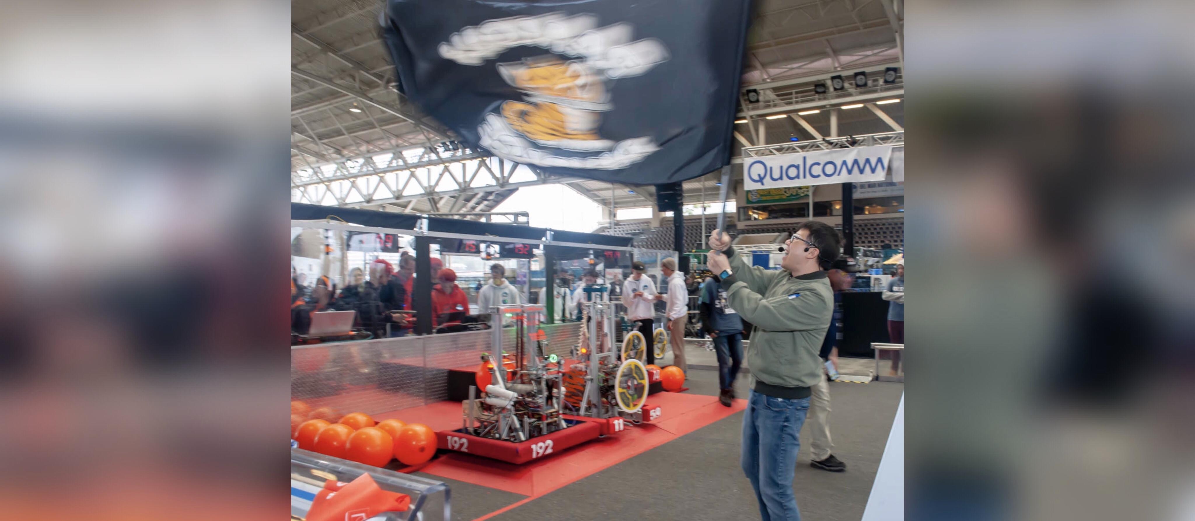 13th Annual San Diego FIRST Robotics Regional presented by Qualcomm – 2019