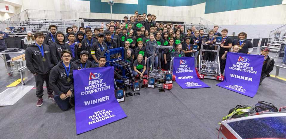 8th Annual Central Valley FIRST Robotics Regional – 2019