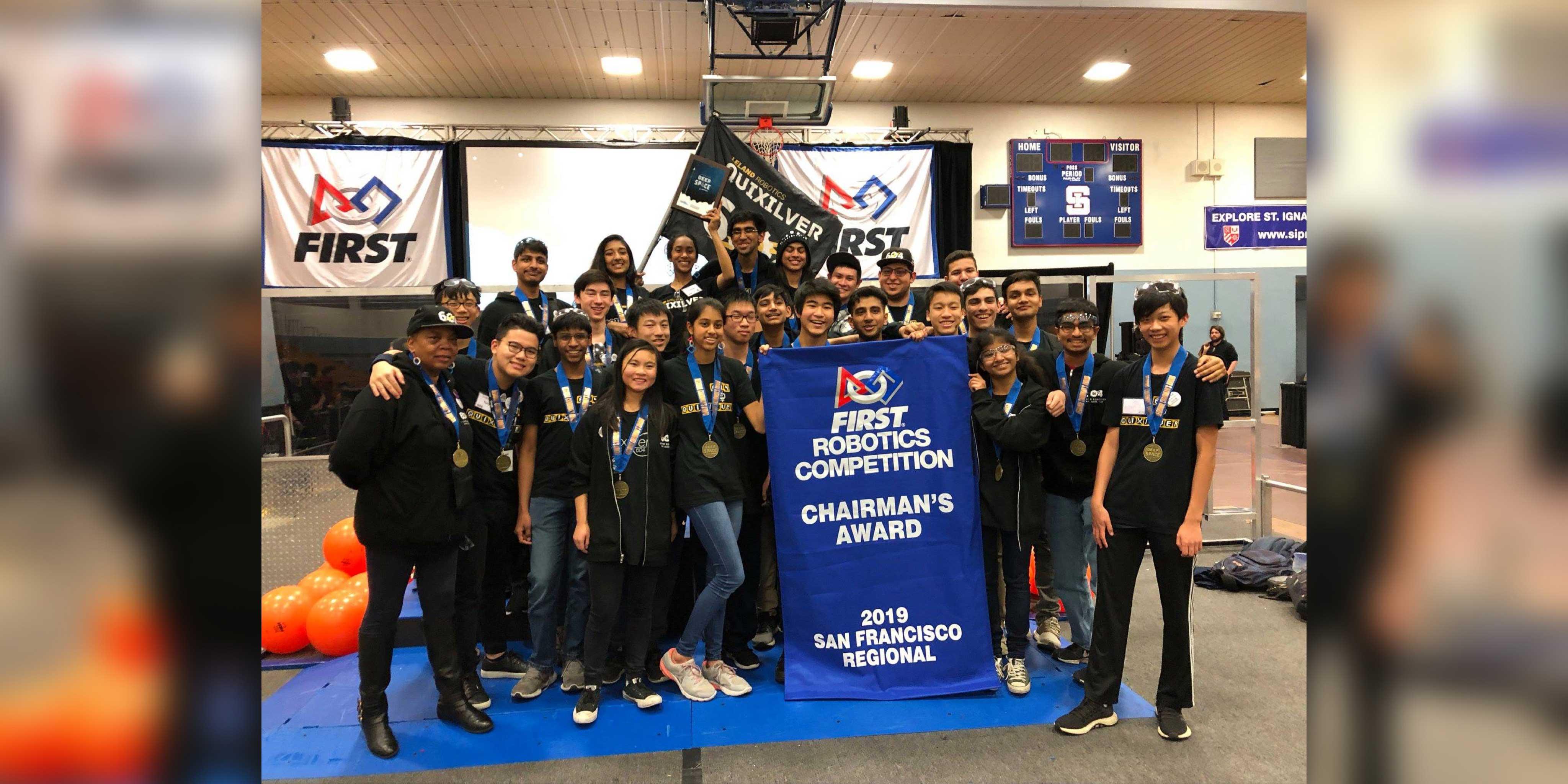 San Francisco FIRST Robotics Regional – 2019