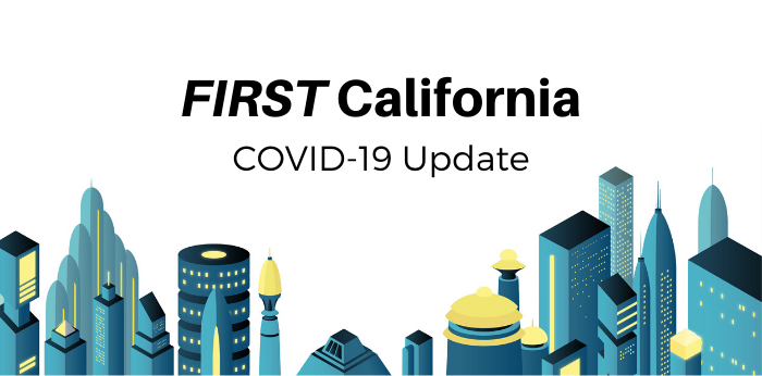 COVID-19 Impact on FIRST Events in California