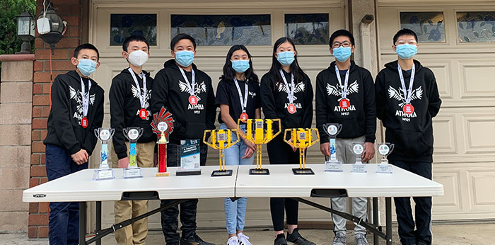 Los Angeles FLL – Event Results